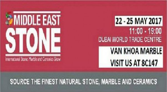 MIDDLE EAST STONE 2017
