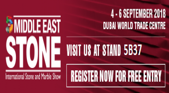 MIDDLE EAST STONE 2018