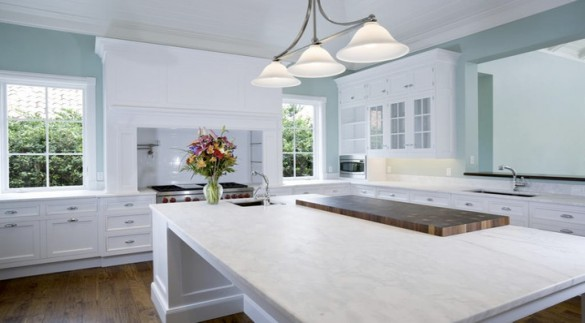 How well do you REALLY know white marble countertops?